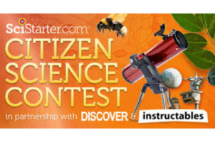 citizen science contest instructables